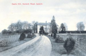 We found this photo of Castle Hill Community Centre, Highfield Road. This is what it looked like at the beginning of the last century. Amazing photo! If you have any further information about the history of our building, please get in touch